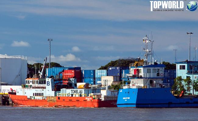 中方或参与萨摩亚港口开发