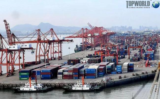 截止11月中旬,我国外贸进出口总值超过去年全年