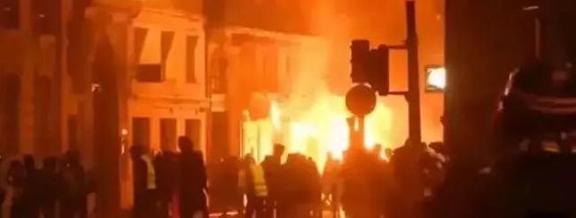 比利时欧盟总部遭袭