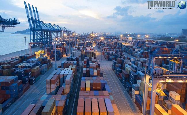 中国进口通关时间比去年压减近一半