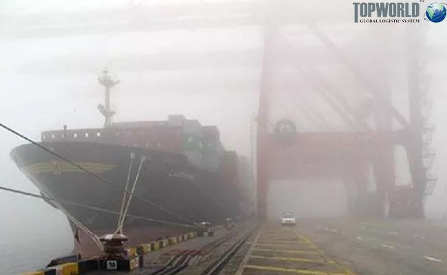 宁波北仑码头暂停提前进重、迟到进重作业