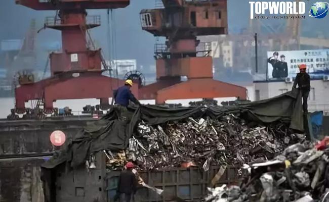 越南海关一定程度放开废料进口政策