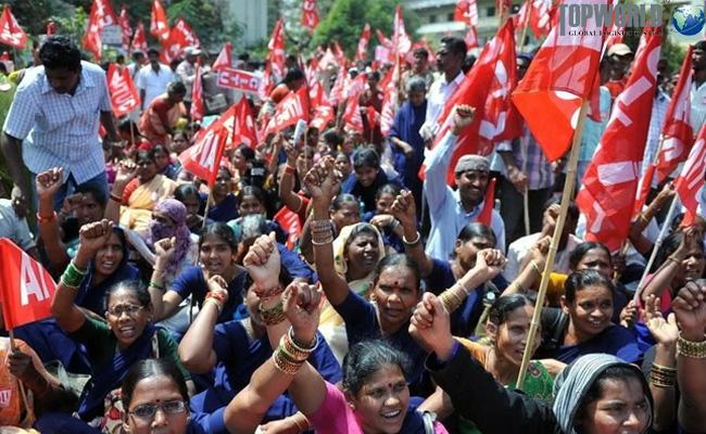 印度港口工人又罢工