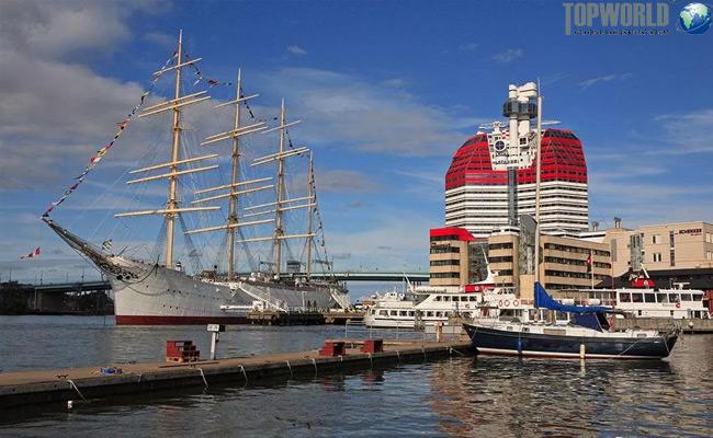 瑞典码头装卸费明年起将上调,进出口物流