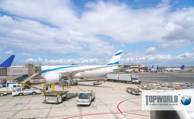 航空货运恢复增长,但仍面临阻力,门到门空运,上海空运货代
