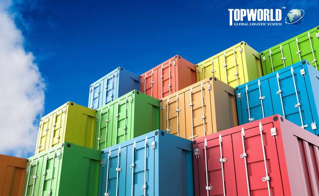 港到港海运|集装箱在海运过程中如何防潮?